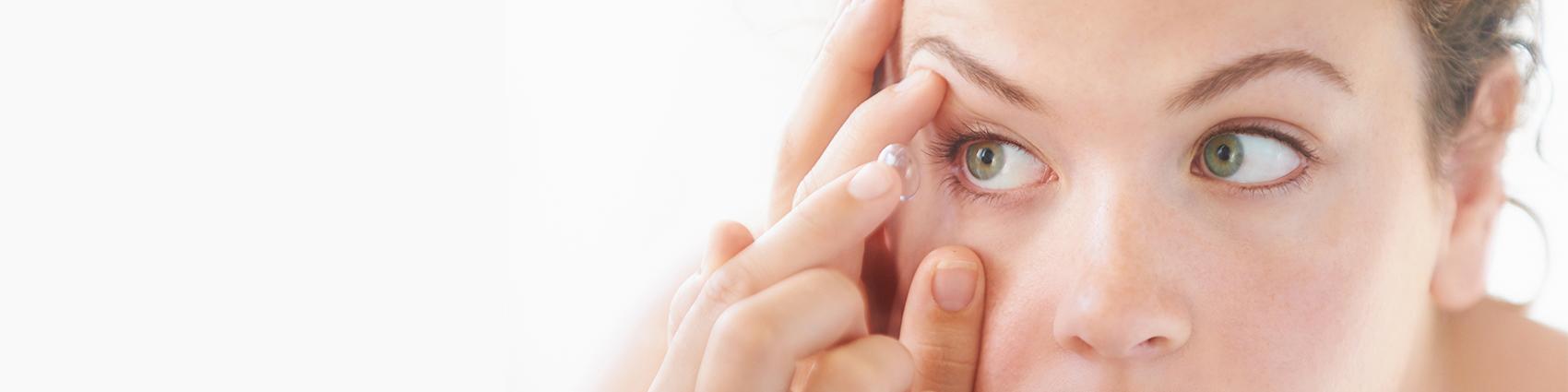 Covid-19 i kontaktna sočiva
